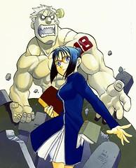 101215(2) - 漫畫家「荒川弘」的超不定期夢幻連載《RAIDEN-18》即日起免費開放線上閱讀!