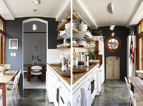 galley kitchen room of the week coco kelley