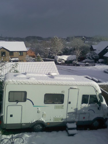 More pics of snow