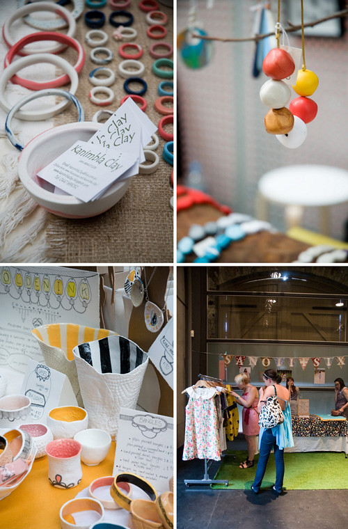 The Finders Keepers Market in Sydney