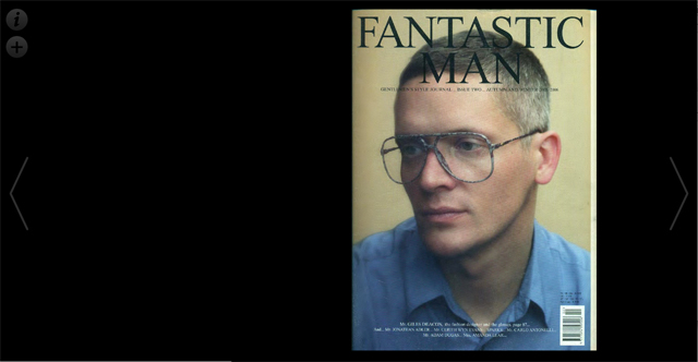 Fantastic Man on No Layout 04