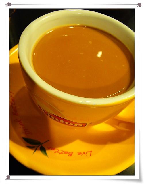 熱鴛鴦(咖啡+奶茶)