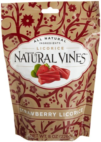 strawberry licorice