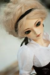 Rhiannon (meike) Tags: portrait ball outfit doll body bjd resin luts fairyland msd rhiannon bline jointed mnf shushu faceup minifee brennil herdelicatestrength sweetlytwisted