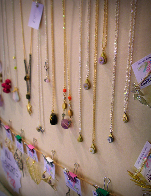 Day 210 - Jewels on display