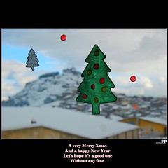 A very Merry Xmas And a happy New Year (Osvaldo_Zoom) Tags: italy snow love nikon peace joy sicily happynewyear merryxmas mistretta d80 fromthedooroftheneurologicalcenter