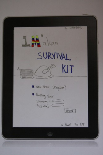 1'makan survival kit app 001