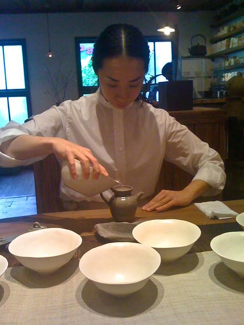 Gyokuro Tea Tasting