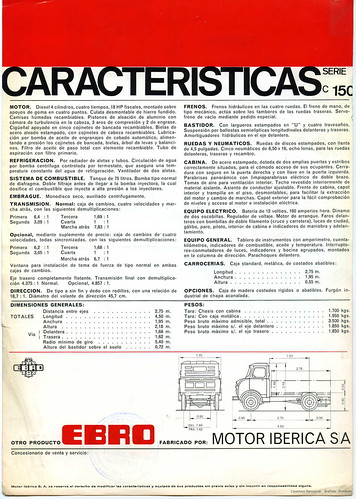 EBRO C 150 I