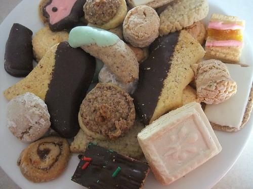 Bierberg Bakery Cookies