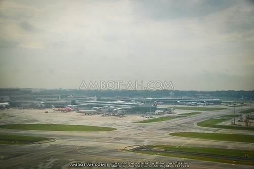 Clark Airport to Singapore Flight   Arrival at Changi Airport Budget Terminal