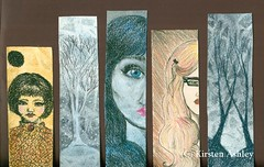 Winter bookmark batch #2