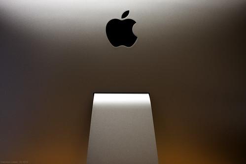 "iMac 27"" 2010 (back)"
