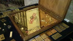 Solid Gold MONOPOLY Board