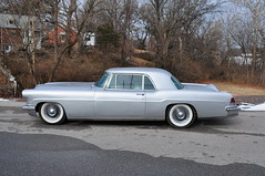 "1956 lincoln mark II continental • <a style=""font-size:0.8em;"" href=""http://www.flickr.com/photos/85572005@N00/5298722374/"" target=""_blank"">View on Flickr</a>"