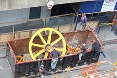 Roosevelt Island tramway reconstruction - New York City, March to November 2010 (1) (caro