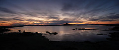 Sunset at the lake (iPics Photography) Tags: travel sunset vacation sky panorama lake reflection nature water colors beautiful clouds rural sunrise spectacular relax landscape dawn evening coast iceland still scenery colorful soft quiet colours peace shine view natural horizon relaxing scenic panoramic calm lakeside shore silence zen romantic environment colourful wilderness eco tranquil myvatn icelandic mvatn payacom