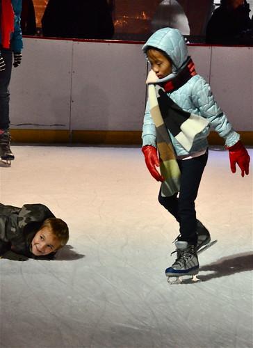Faceplant Skating