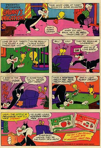 Sylvester is a pimp