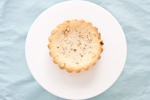 Almond Sugar Cookie Tarts