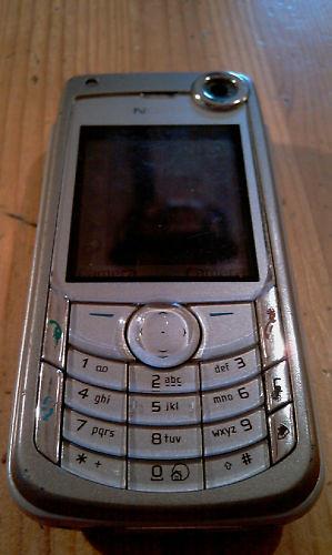 Nokia 6680 SEcond Hand P4,500.00