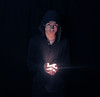 (brianoldham) Tags: light selfportrait magical