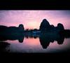 diecai hill sunset (jmarshall2010) Tags: china sunset reflection canon landscape eos li asia guilin mark hill ii 5d rive diecai cloudsstormssunsetssunrises