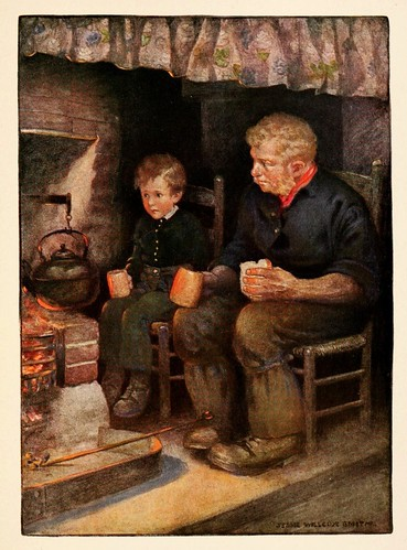 015-Dickens's children 1912- Jessie Willcox Smith