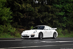 Porsche 997 GT3 (ThomvdN) Tags: germany photography automotive porsche thom carphotography gt3 997 nordschleife nrburgring mkll thomvdn