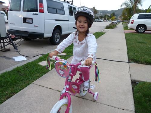 New bike from Santa.