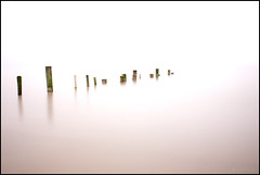 16 x l (Ben Locke (Ben909)) Tags: longexposure sea beach coast somerset groynes brean neutraldensity nd110 berrowsands