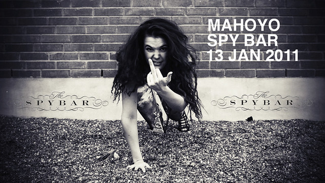 Mahoyo DJ Set at Spy Bar