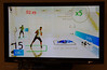 Photo-a-day #4: January 4, 2011 - Kinect Workout FAIL