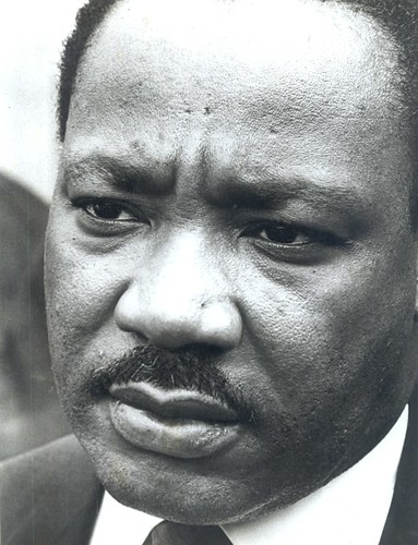 From flickr.com: Tribute to Martin Luther King, Jr. {MID-229310}