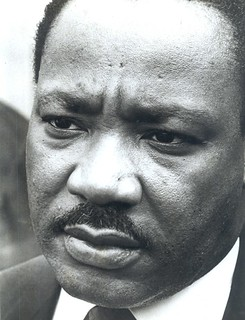From http://www.flickr.com/photos/54323860@N06/5332424984/: MLK--nonviolent revolutionary
