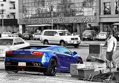 THE BOSS [Explore #2] (Hesham Ahmed's) Tags: camera boss speed canon lens eos aperture exposure efs1855mm iso 400 saudi 1200 mm 55 sec length lamborghini f71 riyadh gallardo ksa focal           550d     arabai  lp5604