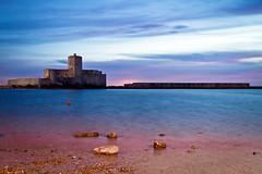 La Colombaia di Trapani (flavio.leone) Tags: castle tramonto sicily castello sicilia trapani siciliano colombara colombaria