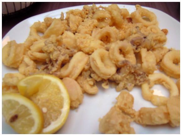 Calamari - Luigia