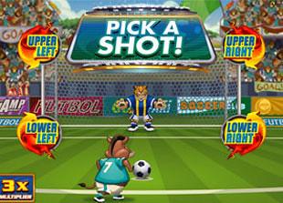 free Soccer Safari bonus game 2