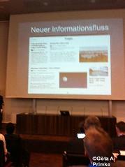 Brennpunkt_eTourism_Nov2010_026 (GAP089) Tags: salzburg web20 tourismus diskussion kongress socialmedia fhsalzburg etourismus brennpunktetourism brennpunktetourism2010