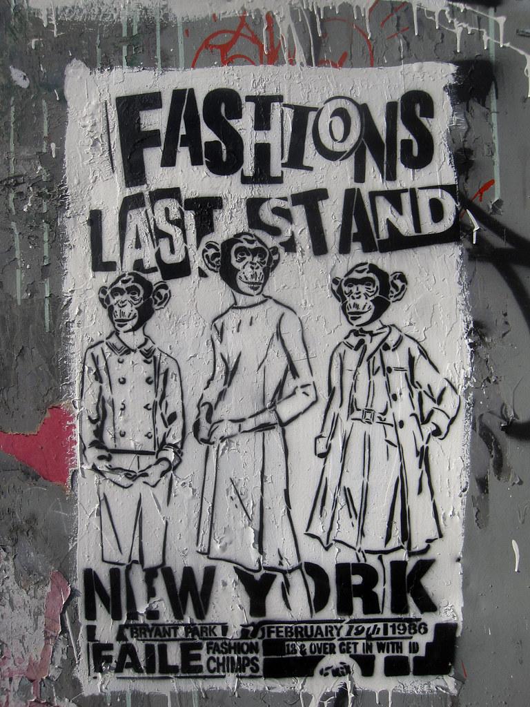 Fashions Last Stand