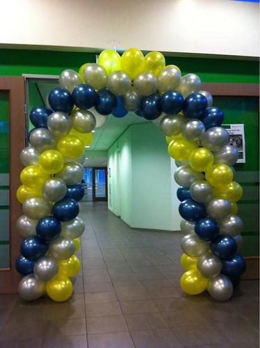 Ballonboog 5m Stadstoezicht Rotterdam