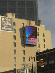 Boyd Building Jumbotron