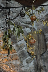 ... (maska_29) Tags: scale wooden nikon oven traditional greece chestnuts pomegranates shovel peloponnese d90 peloponese peloponnisos  peloponisos