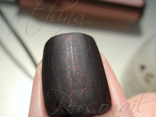 China Glaze Lubu Heels & Matte Magic