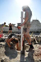 Post Set (Hands On Disaster Relief (HODR)) Tags: massgrave cemeteryhaitileoganeoneyearearthquakegoudougoudouanniversary12januarymemorialayitiallhandsvolunteersallhands