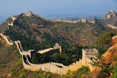 Great Wall 金山嶺長城 (MelindaChan ^..^) Tags: china heritage history wall great chinese mel greatwall hebei melinda jinshanling 長城 河北 金山嶺長城 金山嶺 chanmelmel melindachan