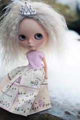 fable is creating a fable (libbalu) Tags: doll plastic mohair blythe custom takara fable bba ebl moofala
