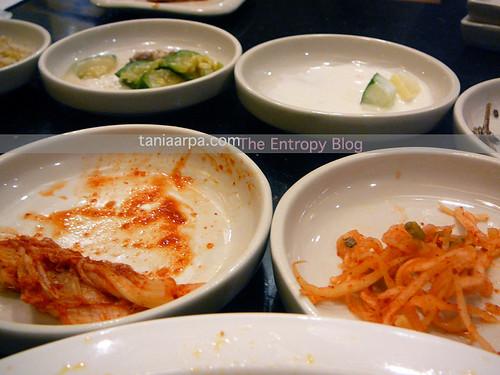 Kogi-side dishes
