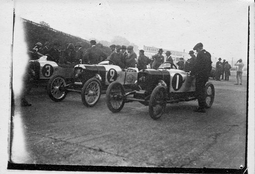 GN Racing Cars at Brooklands